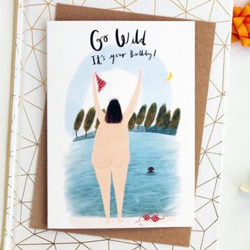 Go Wild by Katy Pillinger