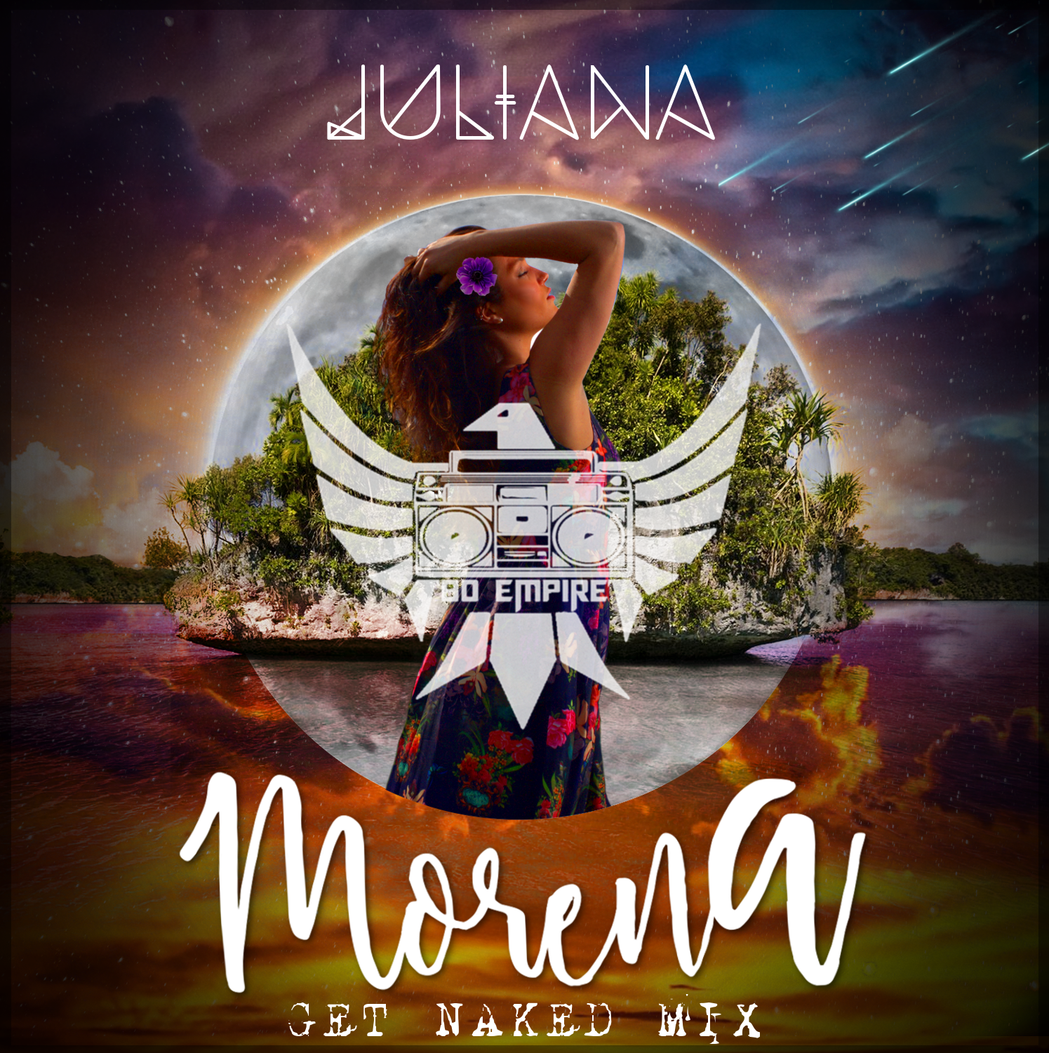 "Juliana ""Morena"" Remix"