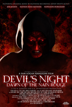 Devils Night Poster