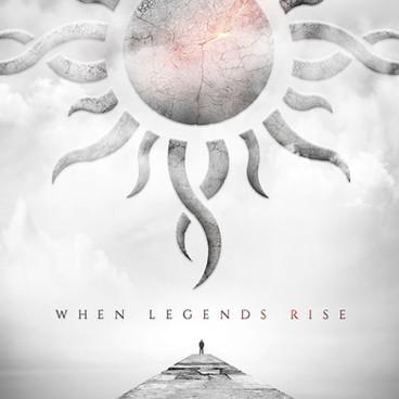 "Godsmack ""When Legends Rise"""