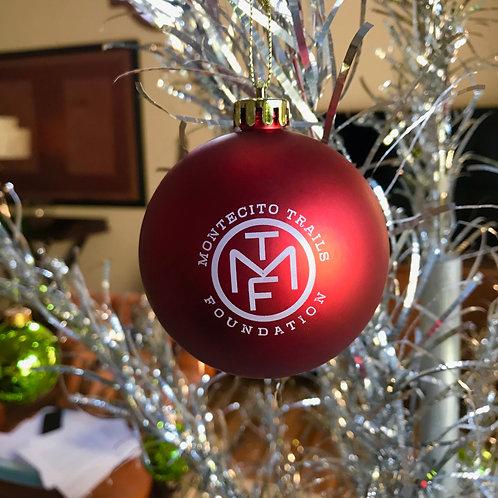 MTF Holiday Ornament