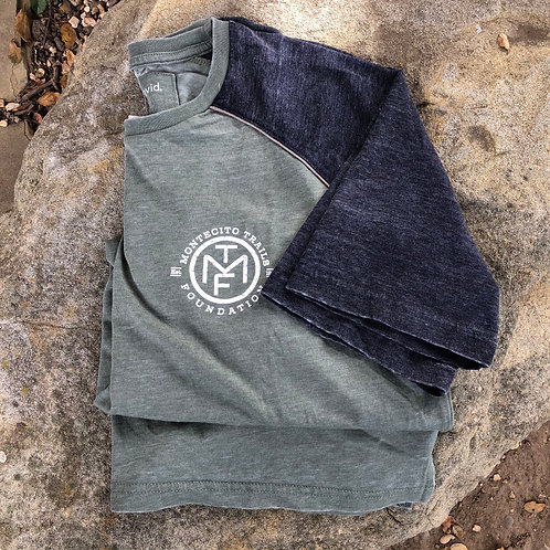 MTF Men's Short Sleeve Baseball Shirt