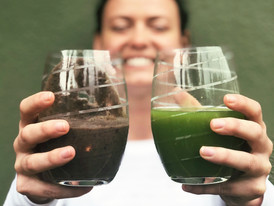 Juices vs. Smoothies