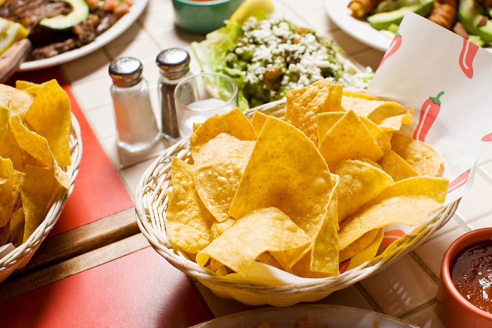 tortillas, mexico, chips, guacamole, lactosolution