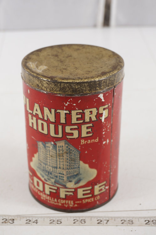Planters House Coffee Tin By Hanley And Kinsella Coffee - Sp