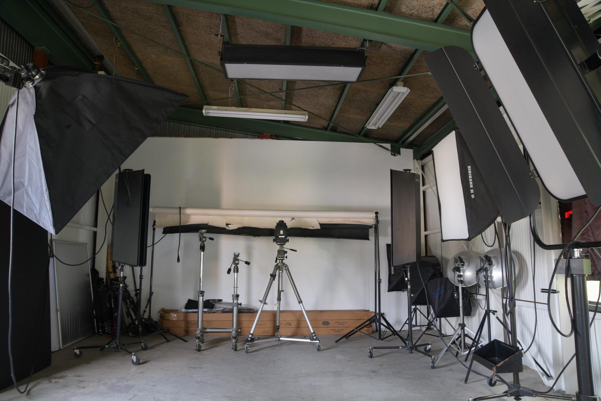 スタジオレンタル