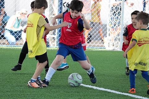 Escola de Futebol do São Paulo - Unidade Paulínia
