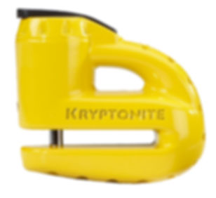 000884 - Keeper 5-S2 Disc Lock (yellow).