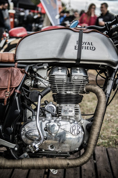 #90 ROYAL ENFIELD CONTINENTAL GT