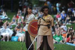 Shakespeare in Clark Park:Coriolanus