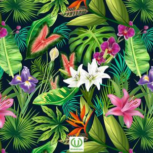 Tropical Lush Sanctuary