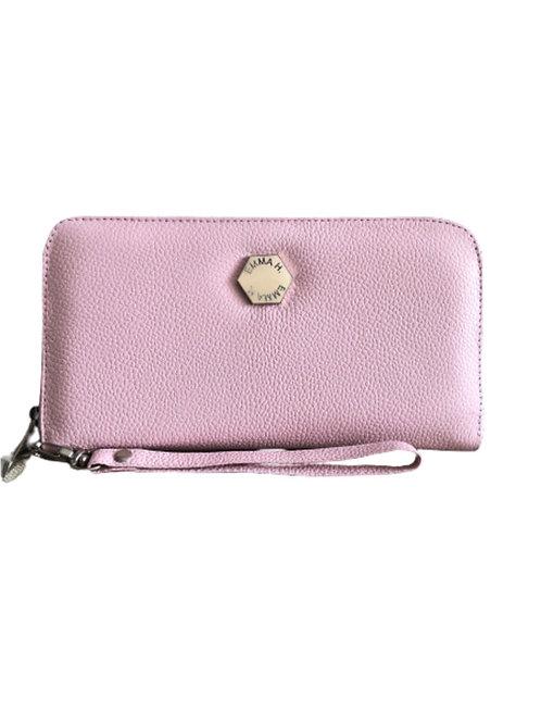 Billetera Paris Pink