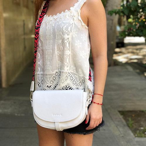 Bandolera Milán Blanca
