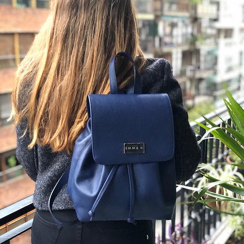 Mochila Génova Azul