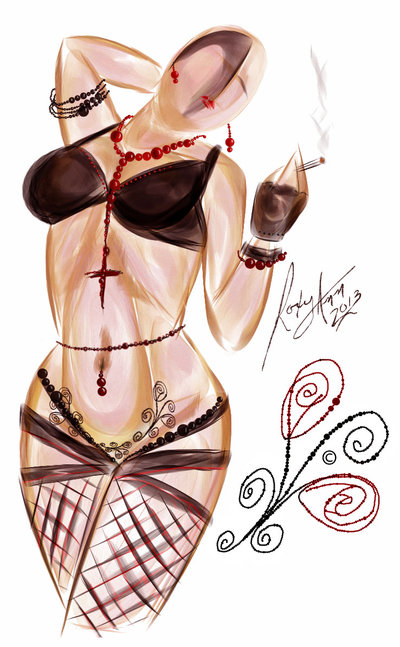 smoking_hot___sketch_art_by_rroxyann-d60exrc.jpg