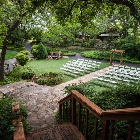 Wedding at A&M Gardens: Shanna + Mark