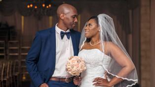 Wedding at The White Room: Krysta + David