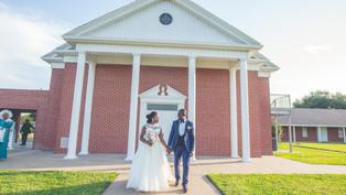 Day 2  |  Nigerian Wedding at The Springs in Katy Texas: Oluwaseun  + Taye