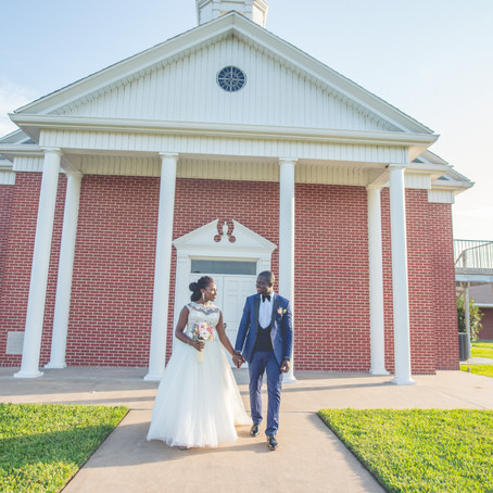 Day 2  |  Nigerian Wedding at The Springs in Katy Texas: Oluwaseun  + Taye