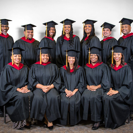 Pistis School of Ministry: Graduate Headshots