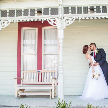 Kristine + Jonathon Wedding