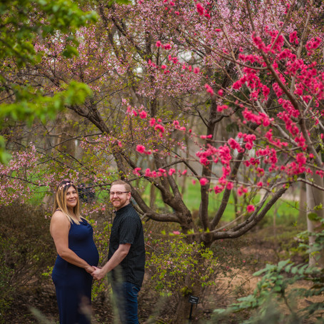 Walker Family Maternity Session