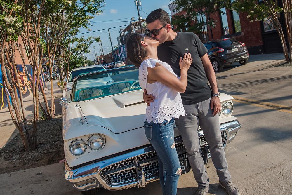 Dallas Deep Ellum Engagement Photography Dallas Wedding Photographer