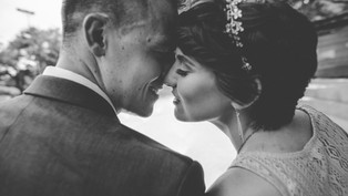 Tarrant County Courthouse Wedding: Alyssa + Elvin