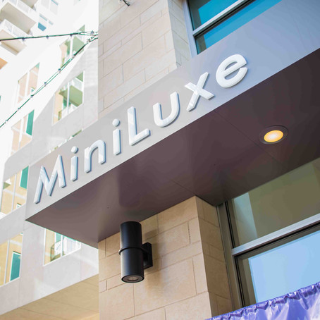 Miniluxe: Dallas Tx Grand Opening