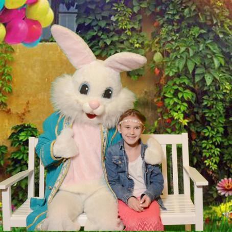 Grand Hyatt DFW: Easter Portraits