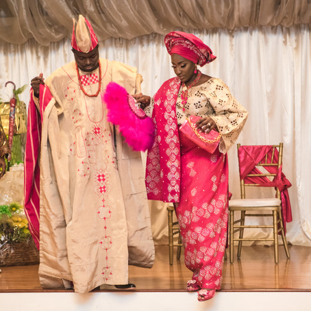 Day 1  |  Traditional Nigerian Wedding at Ashford Oaks in Houston Texas: Oluwaseun + Taye