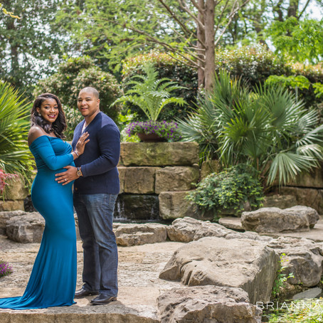 Willis Family Maternity Session