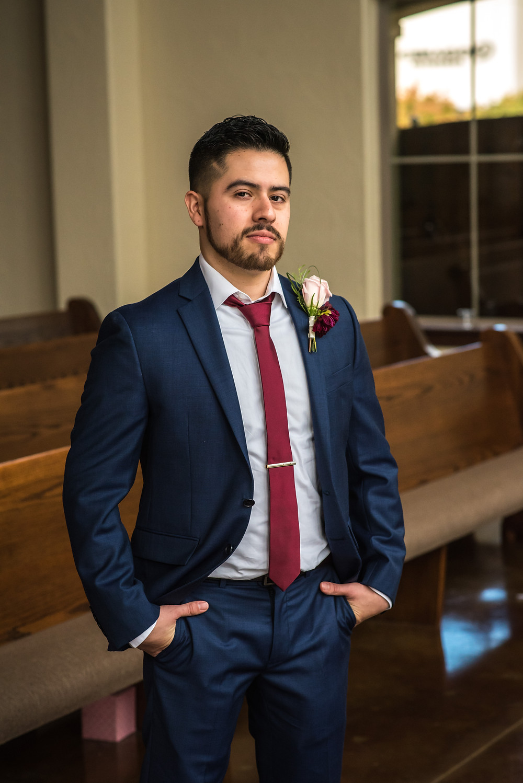 Dallas Fort Worth Engagement Wedding Photographer Chapel Ana Villa
