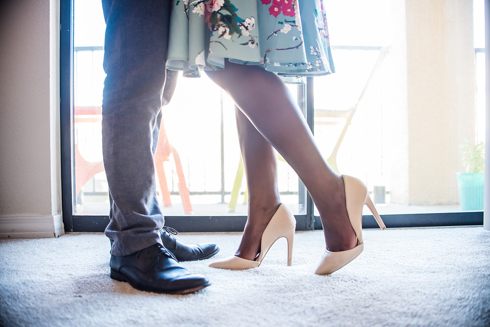 Dallas Fort Worth Engagement Wedding Photographer