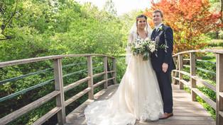 Wedding at Fort Worth Botanical Gardens: Arianne + Keven