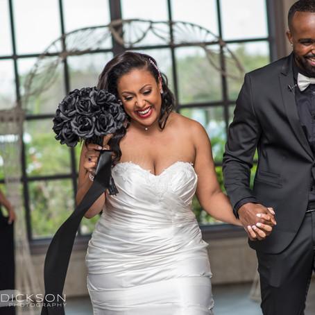 Wedding at Noahs Event Venue Richardson: Tamar + Nicholas