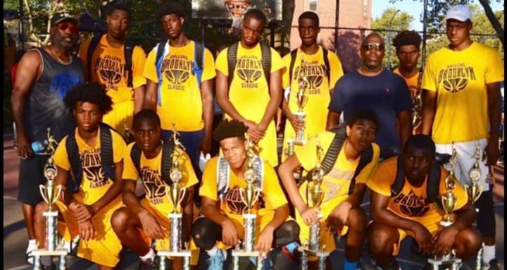 Runners Up in the 2016 Ballers Classic.  Lost at the BUZZER, SMH...