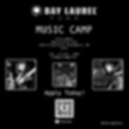 Bay Laurel Music Camp 2020