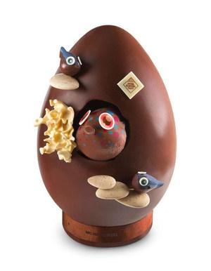 L'œuf géant - Michel Cluizel