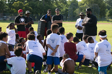 Bay Laurel Football Camp