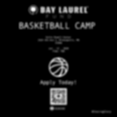 Bay Laurel Fund_ Basketball Camp Flyer 1