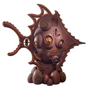 Œuf vaisseau extraordinaire - La Maison du Chocolat