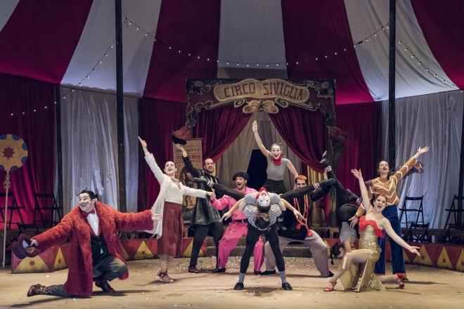 Carmen Étoile du cirque