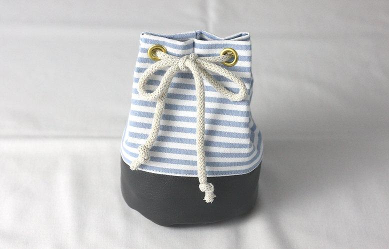 "Mini Bucket bag/Beutel/Objektivtasche ""Jörn"""