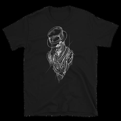 Plague Doctor 2 Short-Sleeve UNISEX T-Shirt