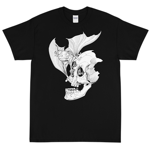 Death Bat MEN'S Short Sleeve T-Shirt