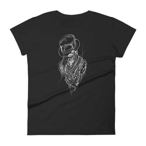 Plague Doctor 2 WOMEN'S short sleeve t-shirt