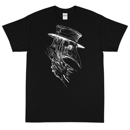 Plague Doctor MEN'S Short Sleeve T-Shirt