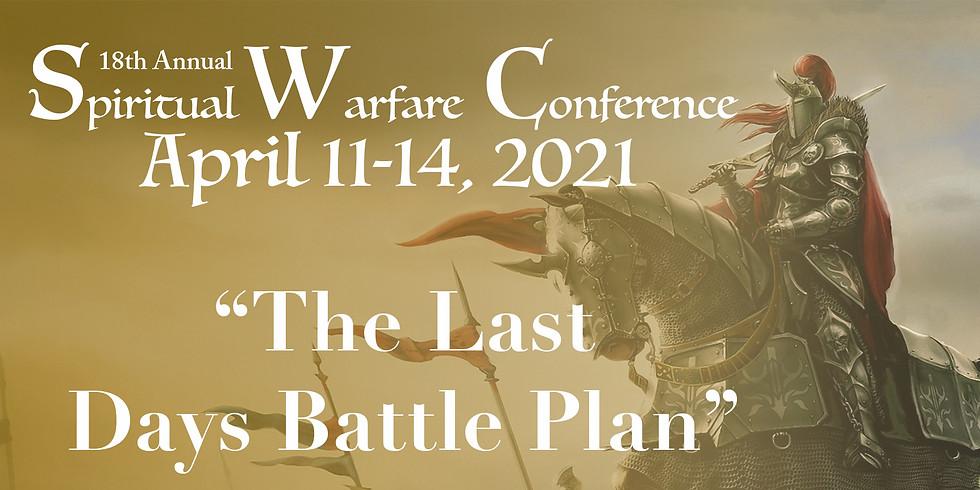 18th Annual Spiritual Warfare Conference at Harvest Baptist Church