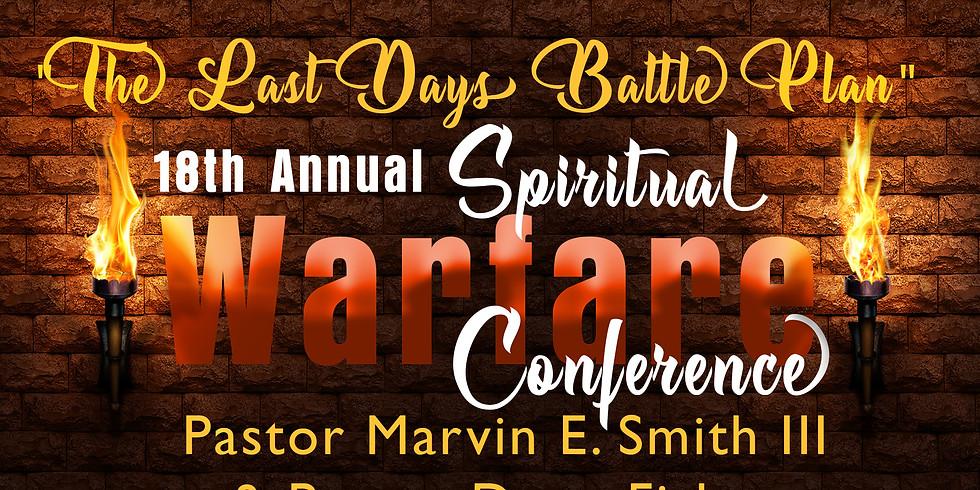 18th Annual Spiritual Warfare Conference